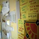 Brainstormingwall